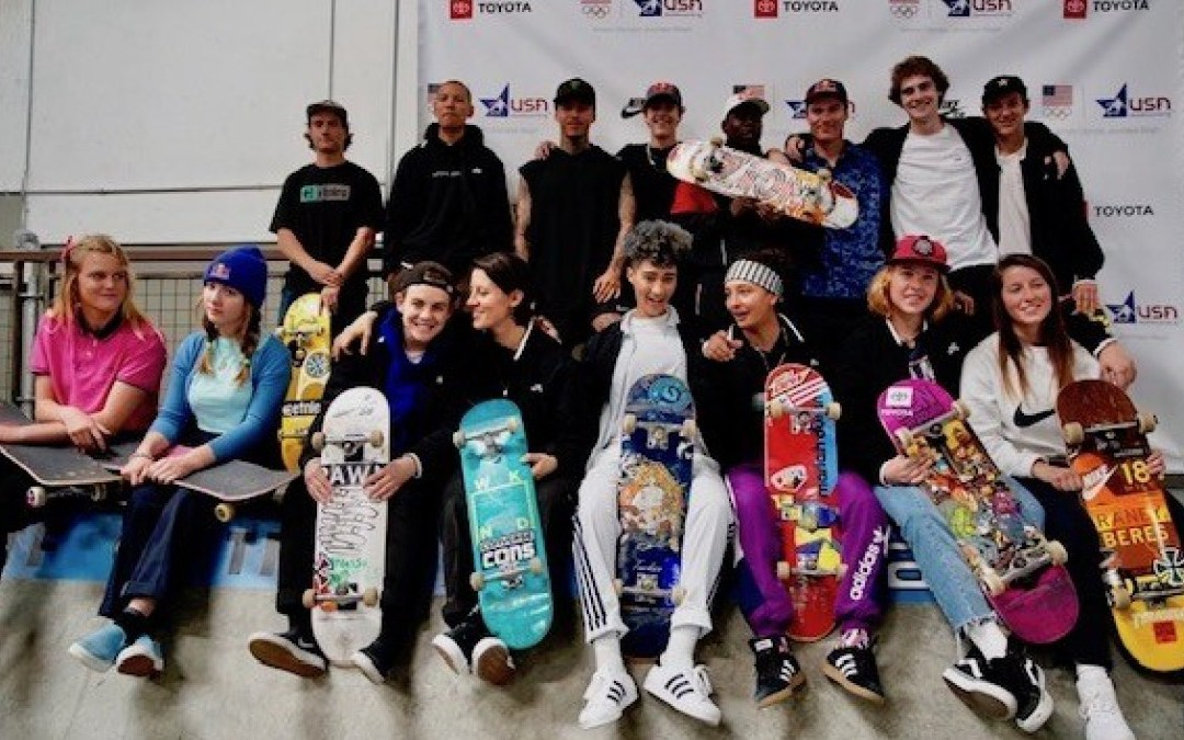 Cutting Through the Noise Around Skateboarding's 2020 Olympic Debut: Qualifying? Judging criteria? Uniforms? Drug tests? What exactly is going on? by Mackenzie Eisenhour via Transworld Skateboarding