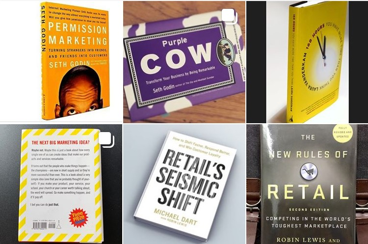 """Six resourceful books that could help you to improve your retail operation"" by Doug Works (BRA Executive Director)"