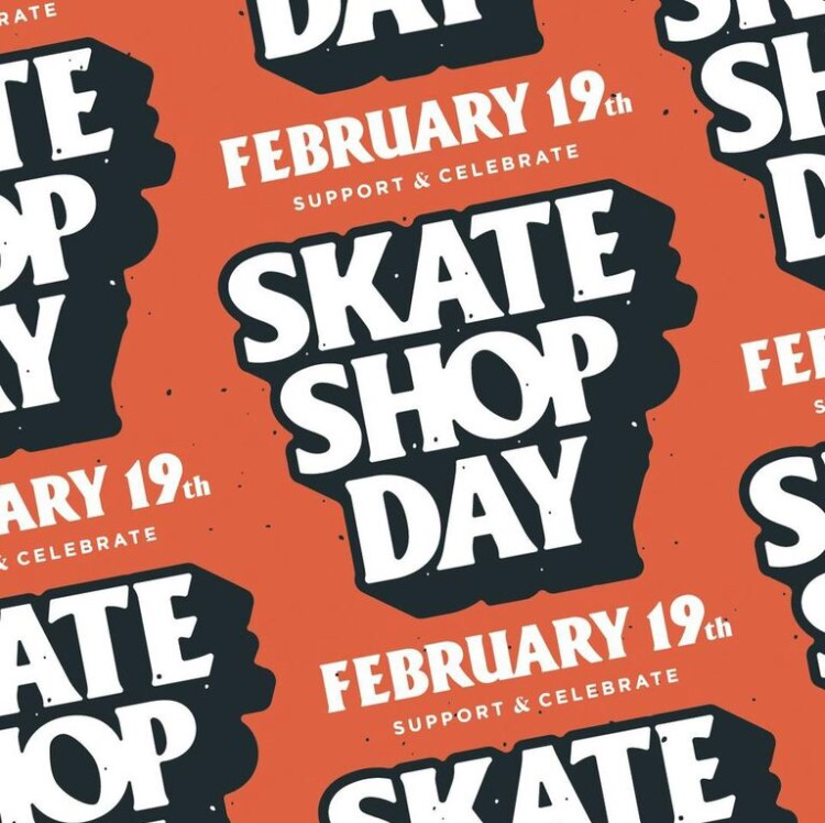Skate Shop Day