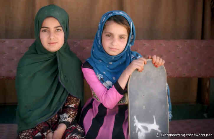"""Skateistan Documentary 'Learning to Skateboard in a War Zone (if you're a girl)' Wins Oscar"" by Transworld Skateboarding"