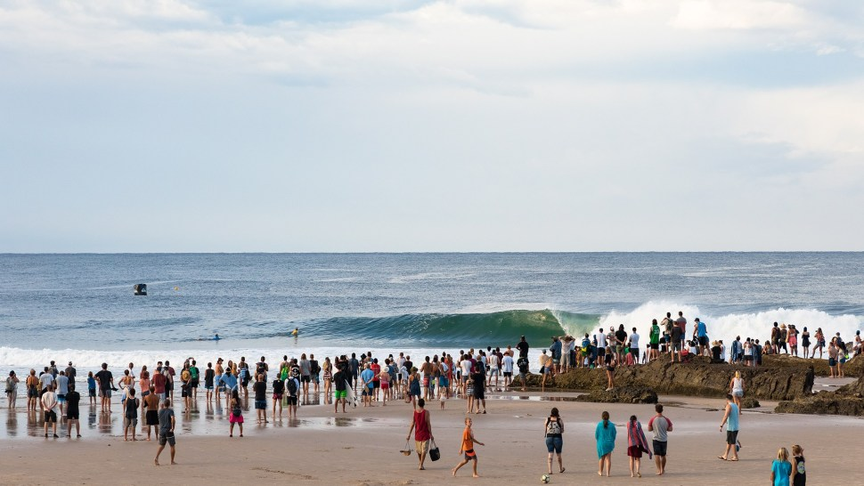"""The WSL Cancels First World Tour Stop Due to Coronavirus"" via Surfer Mag"