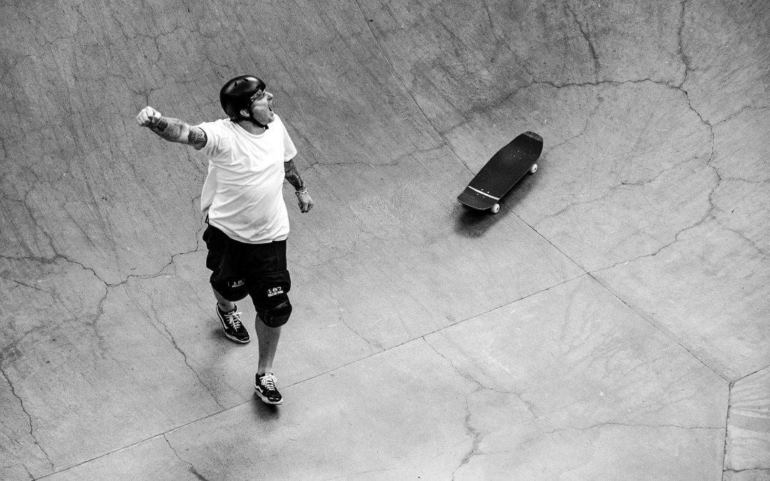 """""""Jeff Grosso R.I.P. 1968-2020"""" via Transworld Skateboarding"""