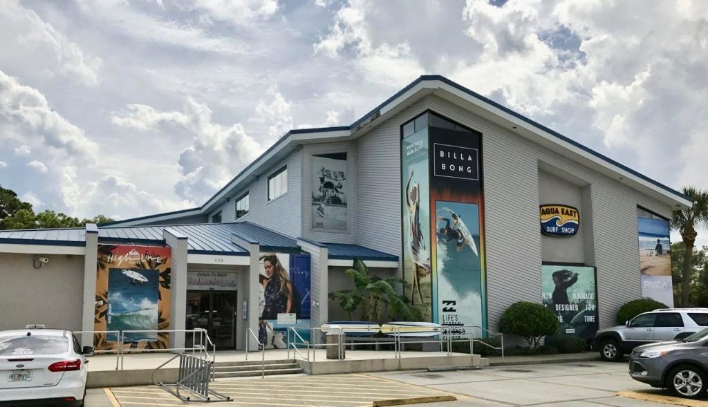 """What's Selling at Aqua East?"" via Shop Eat Surf (Executive Edition)"