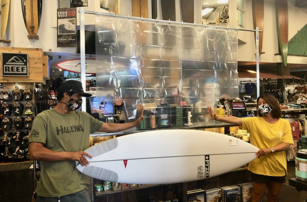"""Hi-Tech Owner on Business Trends Since Hawaii Opened Up"" via Shop Eat Surf"