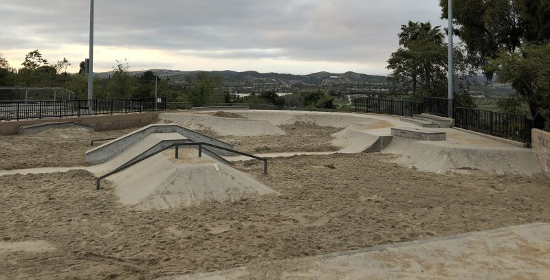 """Skateparks Filled With Sand, So What, Shut Up And Skate – Venice and San Clemente skateparks get filled in with sand, here's why it's okay"" by Jaime Owens via Transworld Skateboarding"