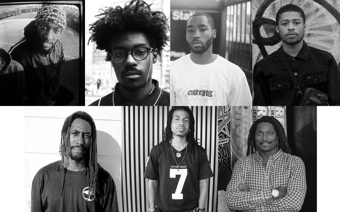 """BLACK SKATERS SHARE THEIR EXPERIENCES IN SKATEBOARDING"" by Larry Lanza via Jenkem Mag"
