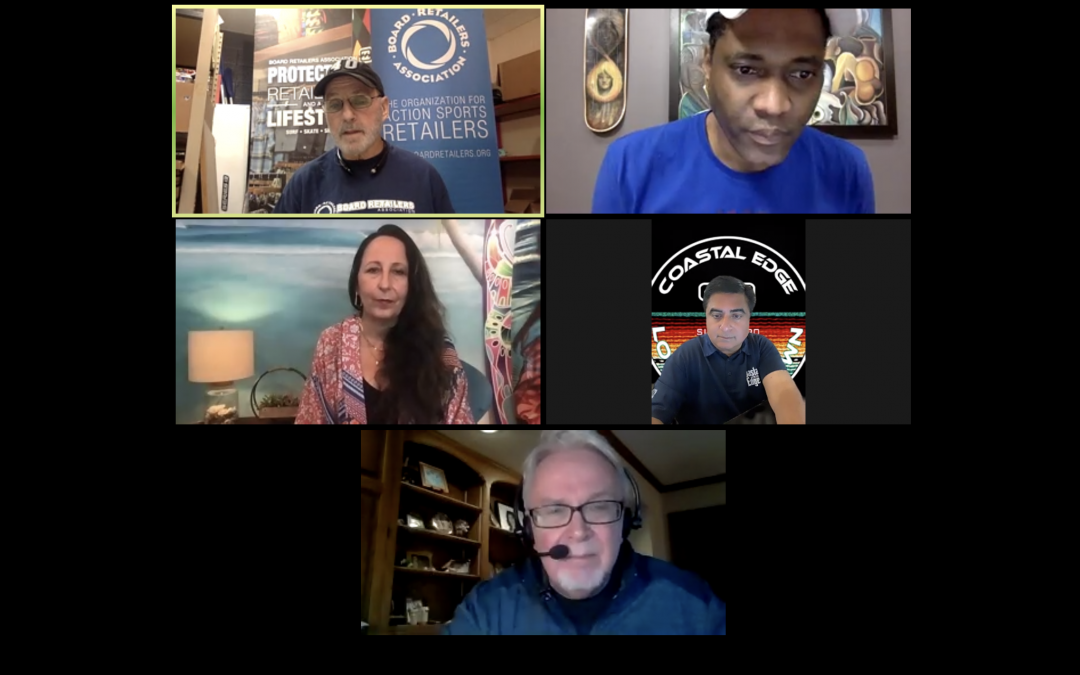 """""""BRA Retailer Roundtable Panel Discussion (from Surf Expo Connect – Sept. 2020), other relevant videos from the BRA YouTube Channel and more"""""""