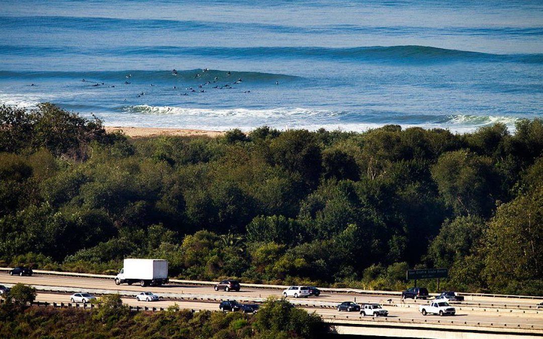 """Trestles Has Been Saved (For Good, This Time) – AB 1426 PERMANENTLY PROTECTS SAN O STATE BEACH FROM ROAD INFRASTRUCTURE PROJECTS"" by Owen James Burke via Surfer Magazine"