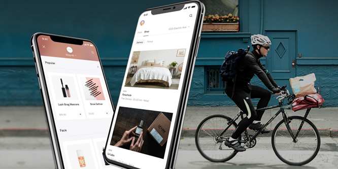 """Postmates looks to solve local retail's last mile"" by Tom Ryan of Retail Wire"