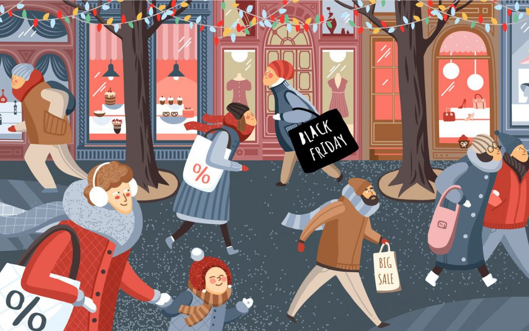 """How To Convert Holiday Shoppers Into Loyal Year Round Customers"" by Bob Phibbs, The Retail Doctor"