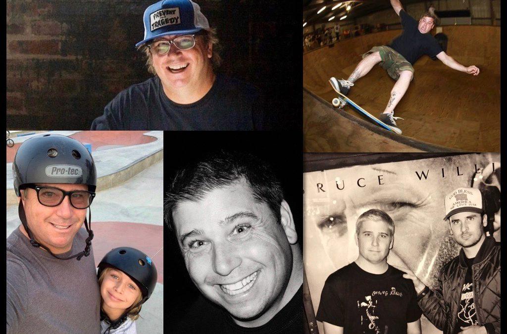 """Remembering Skate Industry Vet Mark Waters"" by Tiffany Montgomery via Shop Eat Surf"