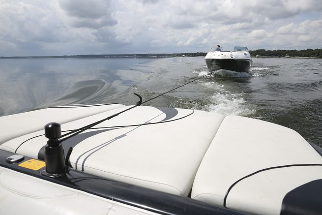 """Top 11 Causes of Boating Accidents – These 11 mundane events cause the most critical boating accidents."" by Steve Griffin via BoatingSafetyMag.com"