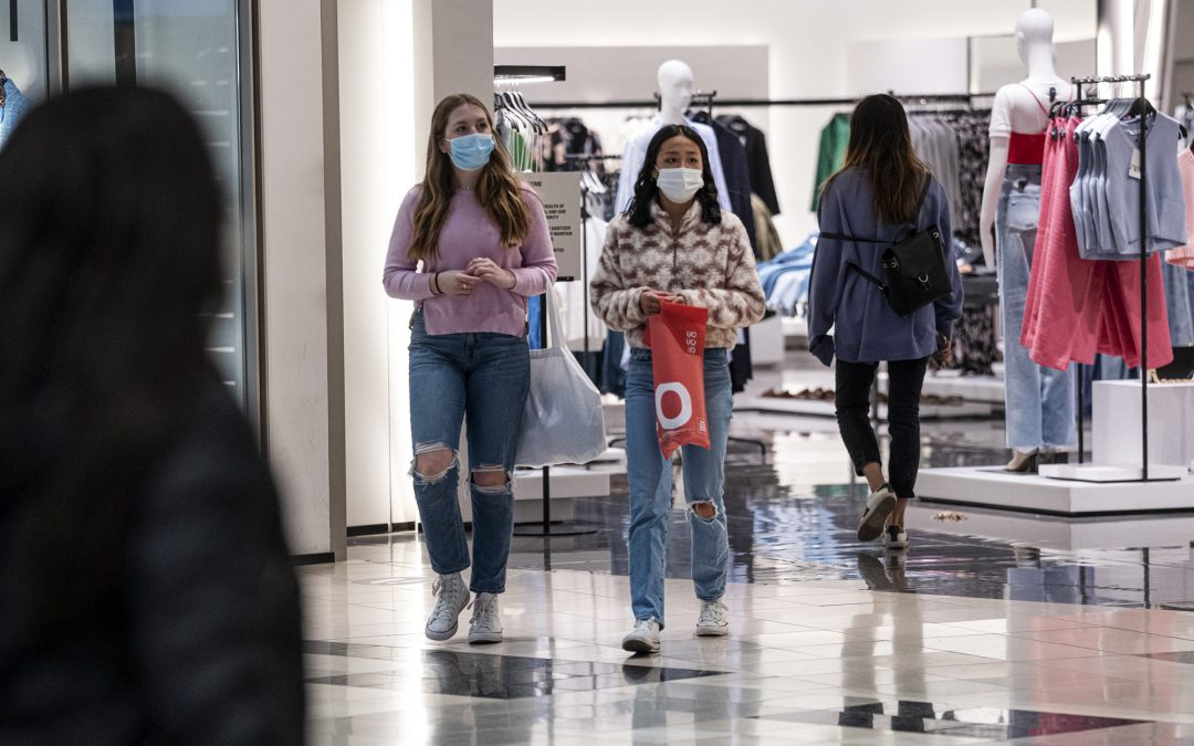 """Stimulus checks in hand, consumers are ready to shop. But are retailers ready for the influx?"" by Martha C. White via NBC News"