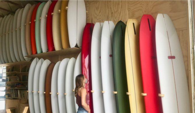 """""""You Won't Believe the Crap Female Surfers Have to Deal With in Surf Shops"""" by Naomi Blik via The Inertia"""