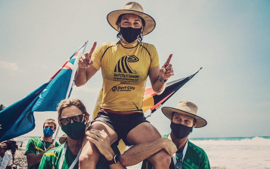 """""""It's Official: Here's Who Will Be Surfing at the 2021 Olympic Games – MEET THE 40 OLYMPIANS WHO WILL BE HEADING TO TOKYO IN JULY"""" via Surfer.com"""