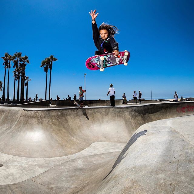 """""""A pair of 12-year-olds qualify for Olympic skateboarding. So does a 46-year-old"""" by via NBC Sports & Yahoo Sports"""