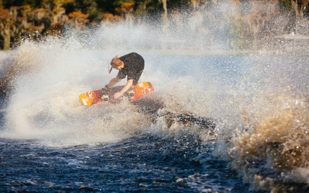 """""""LearnWake Trick Tips: Teaching Kids How to Wakeboard – Introducing kids to the sport doesn't have to be hard or stressful"""" by LearnWake via Wakeboarding Mag"""