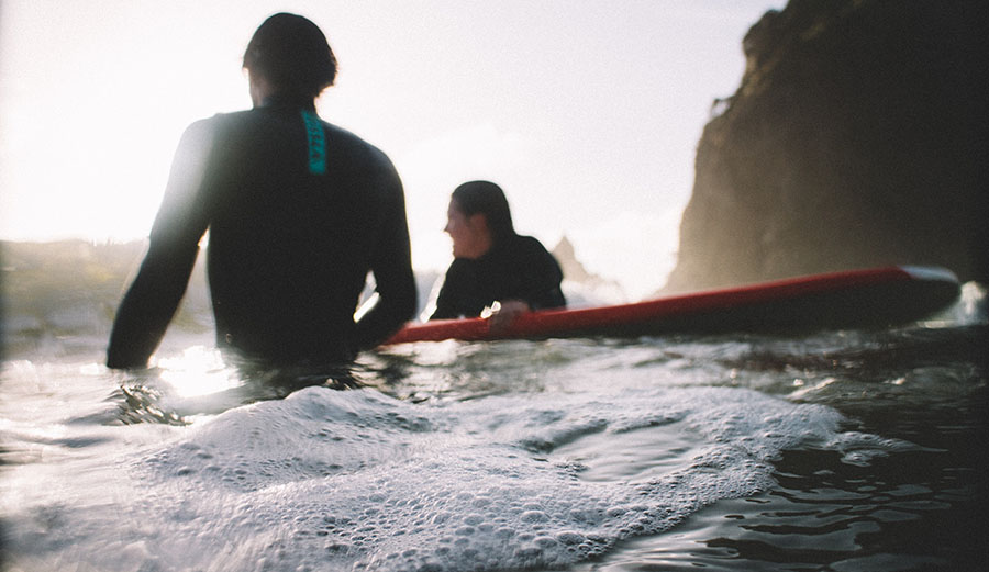 """""""Class Is In Session: Examining the Evolution of Surf Schools"""" by Sam George via The Inertia"""