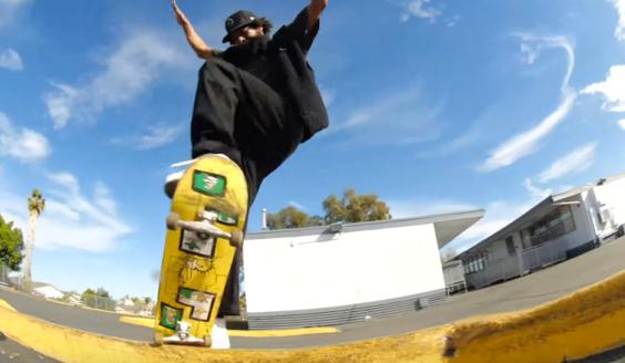 """Kellen James and Jamie Palmore (KJP) | Hickman"" via Transworld Skateboarding"