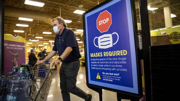 """""""Retailers are rethinking mask policies in the wake of new CDC guidance—and it could get complicated"""""""