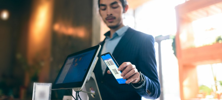"""""""Why Contactless Payments Are the Future of Brick-and-Mortar Retail"""" by Bobby Marhamat via Total Retail"""