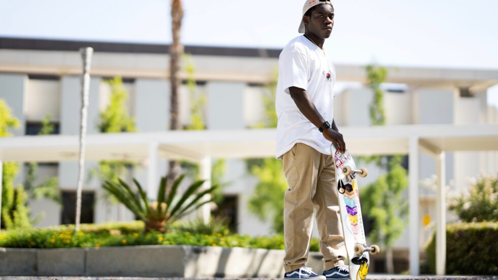 """Vans Skateboarding Welcomes Zion Wright"" via Press Release on Shop Eat Surf"