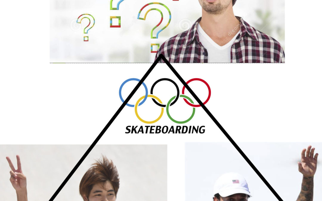 """""""SKATEBOARDING IS A SPORT, SO NOW WHAT? – I Watched the Olympics and It Wasn't What I Expected."""" by Anthony Pappalardo via Artless Industrial"""