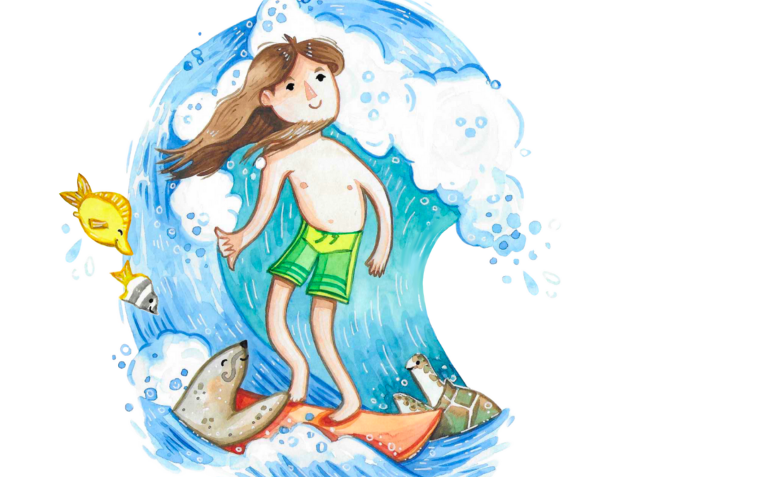 """BRA Book Review of """"The Radical Undersea Journey of Mr. Dude by Vipe Desai"""" by BRA Executive Director Doug Works"""