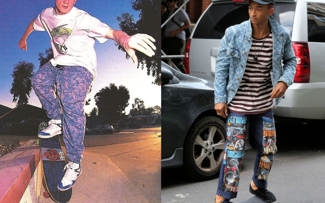 """""""SKATEBOARDING IS FASHION – NYFW, The Olympics, Pants, and ZZ Top"""" by Anthony Pappalardo of Artless Industria®"""