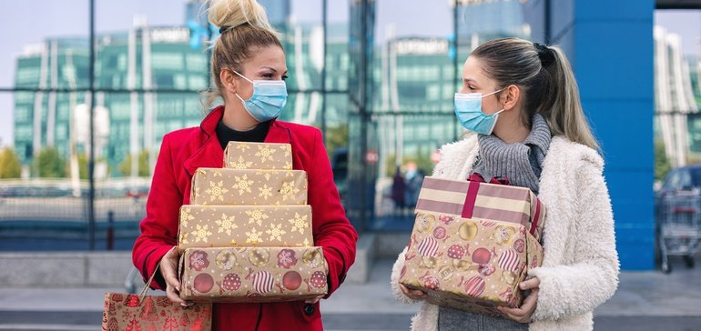 """""""Shoppers returning to their earlier pandemic behaviors, research finds"""" by Daphne Howland via Retail Dive"""