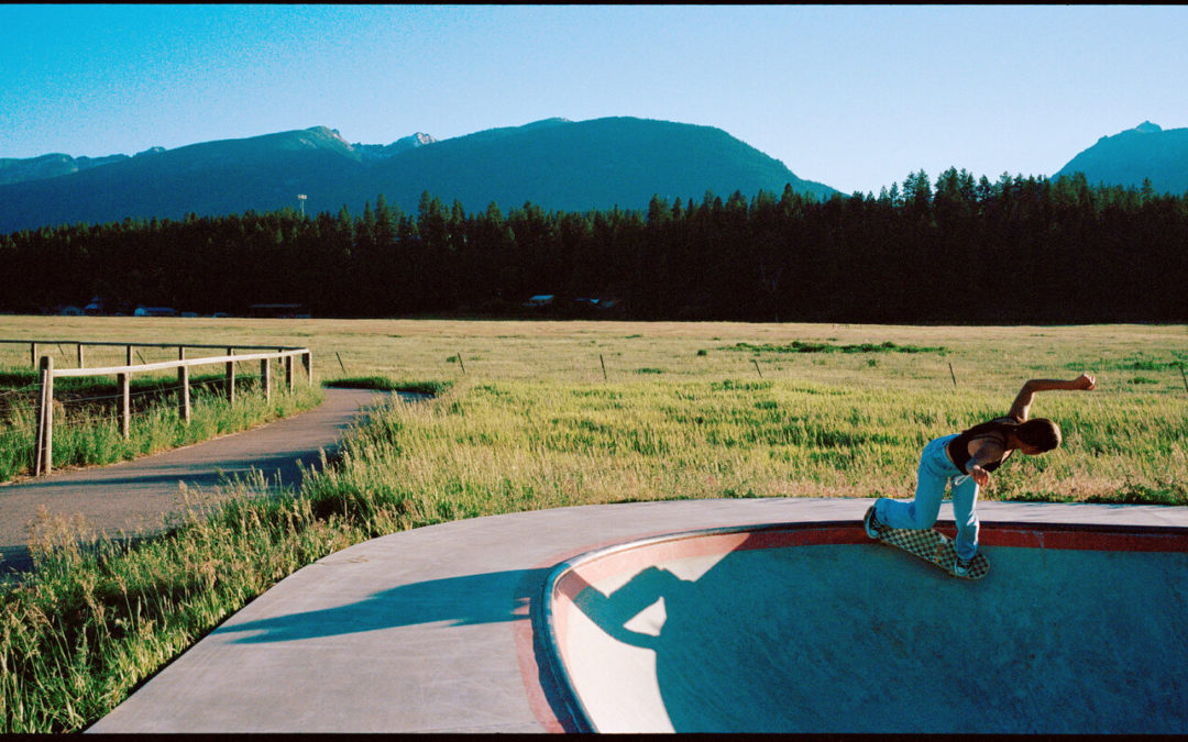 """""""A Rock Star's Next Act: Making Montana a Skateboarding Oasis"""" by Jim Robbins via The New York Times"""