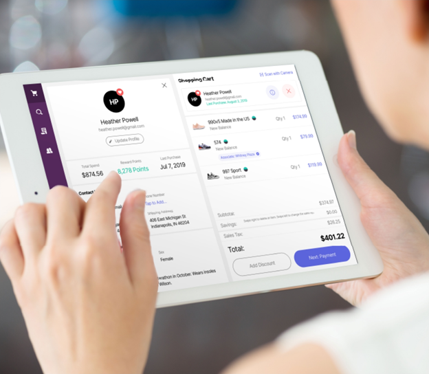 """""""How to Create One Connected System for your Retail Store"""" by RICS Software (BRA Supporting Vendor Partner)"""