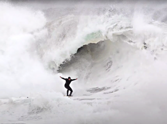 """""""Just How Much Does Music Change the Way We View Surfing?"""" by Juan Hernandez via The Inertia"""